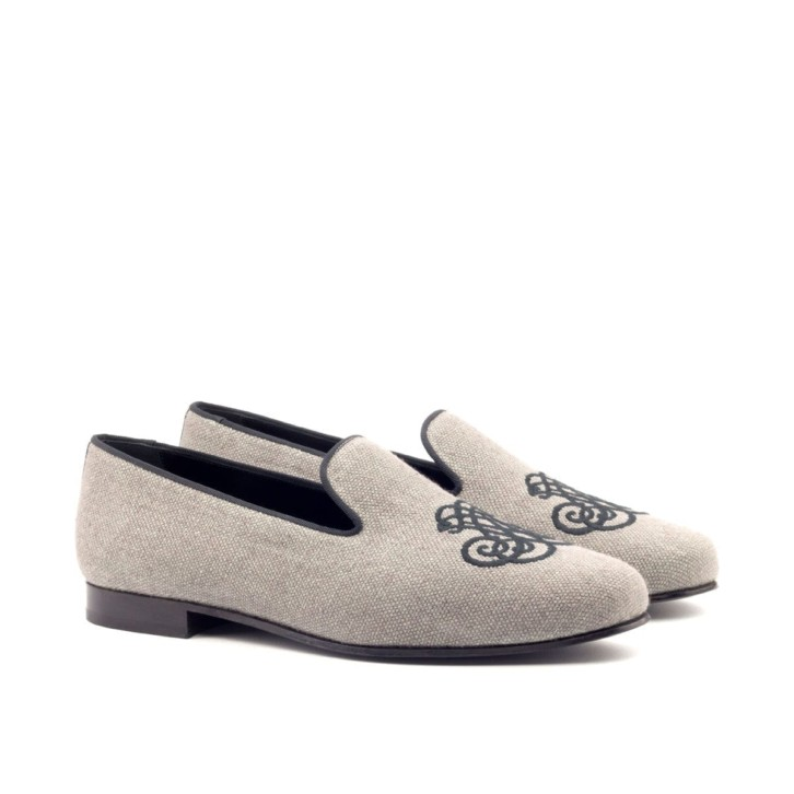 Wellington Slippers CREMA