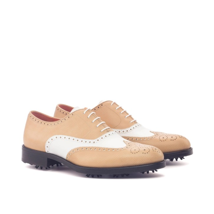 Full Brogue Golf Shoes HOGAN