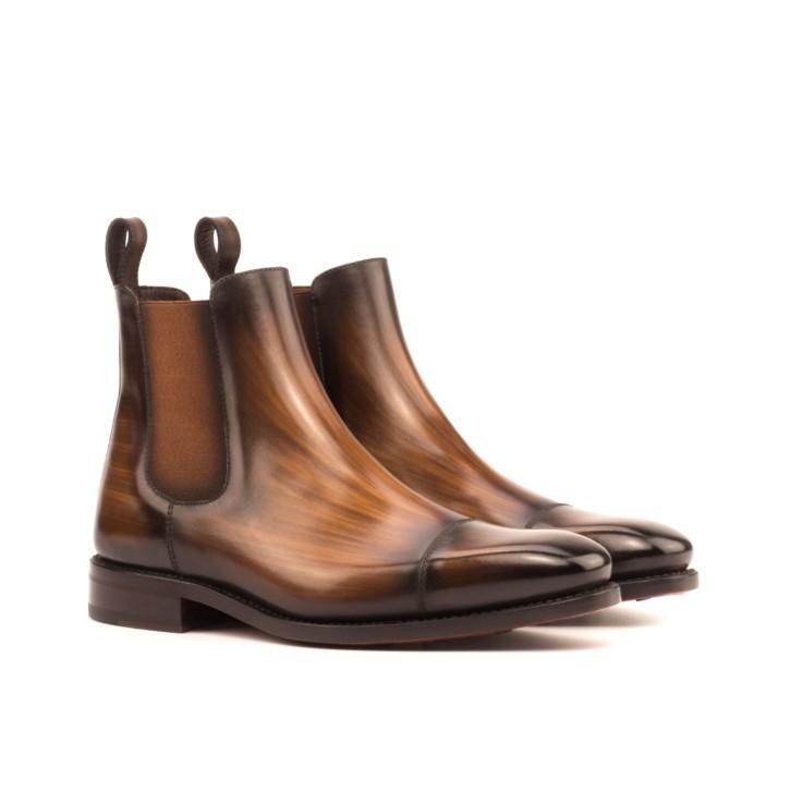 Patina Chelsea Boots LAGAN