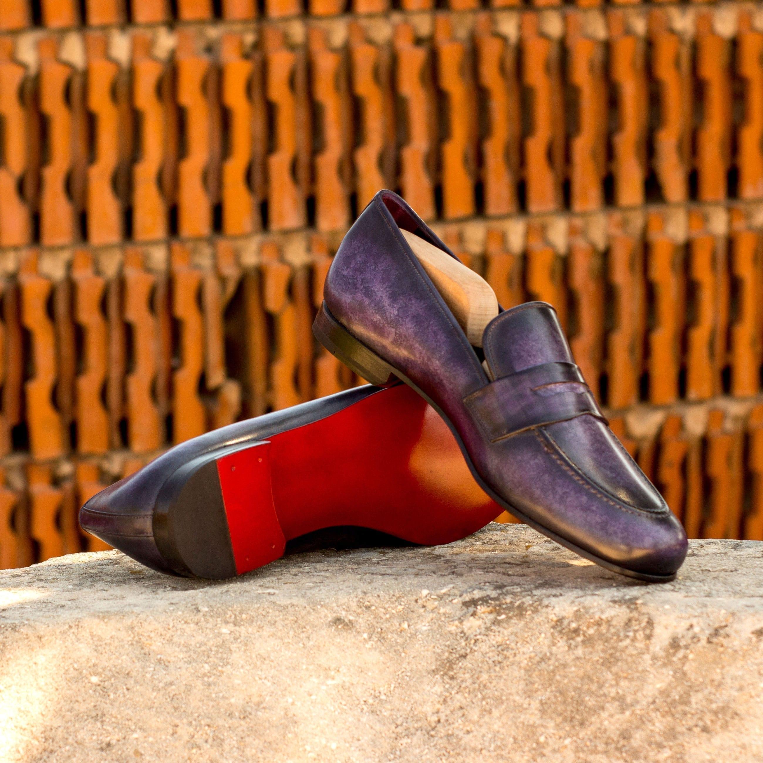 Patina Dress Slippers