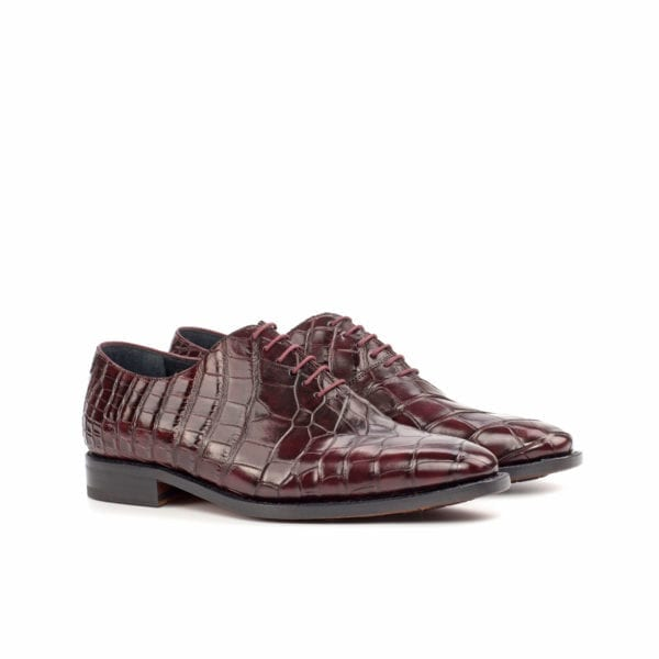 Alligator WholeCut Shoes ALFRED