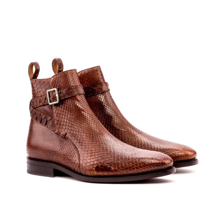 Python Jodhpur Boots BRUCE