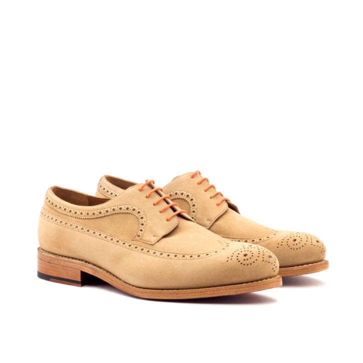 Longwing Blucher Shoes VINCI