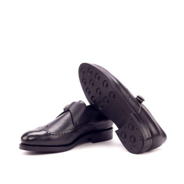 Dainite rubber sole Single Monk Shoes CRISPIN