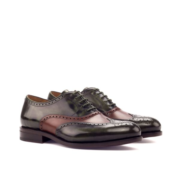 Brogue Shoes with Goodyear Welted leather soles DAWSON by Civardi