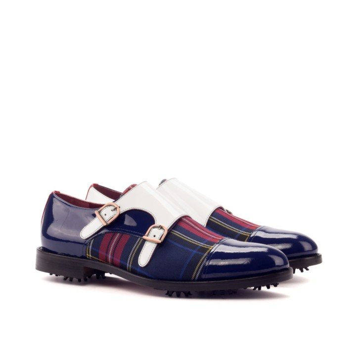 Double Monk Golf Shoes MONTY