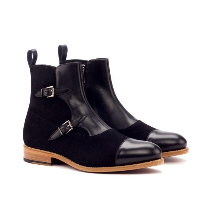Double Monk Boots EMPOLA