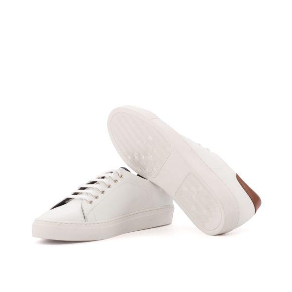 white rubber sole mens Trainers MALDINI