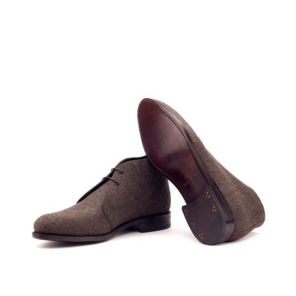 men's flannel Chukka Boots ADAIR