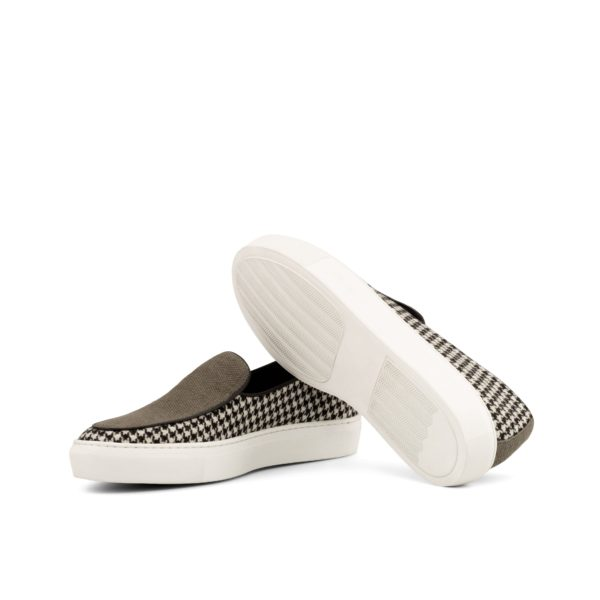 white rubber soles Belgian Sneakers NAINGGOLAN