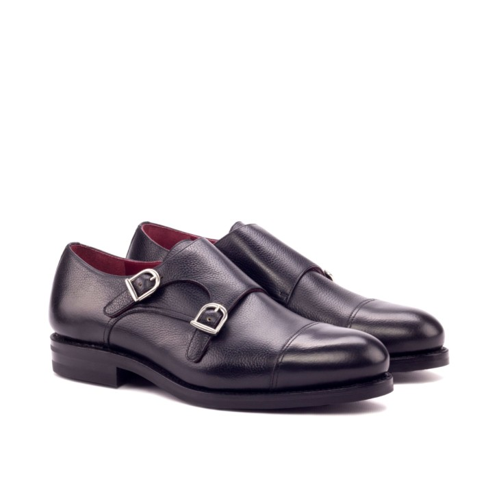 Double Monk Shoes NERA