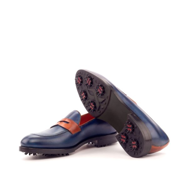 slip-on Golf Shoes with Pulsar soft spike soles PLAYER