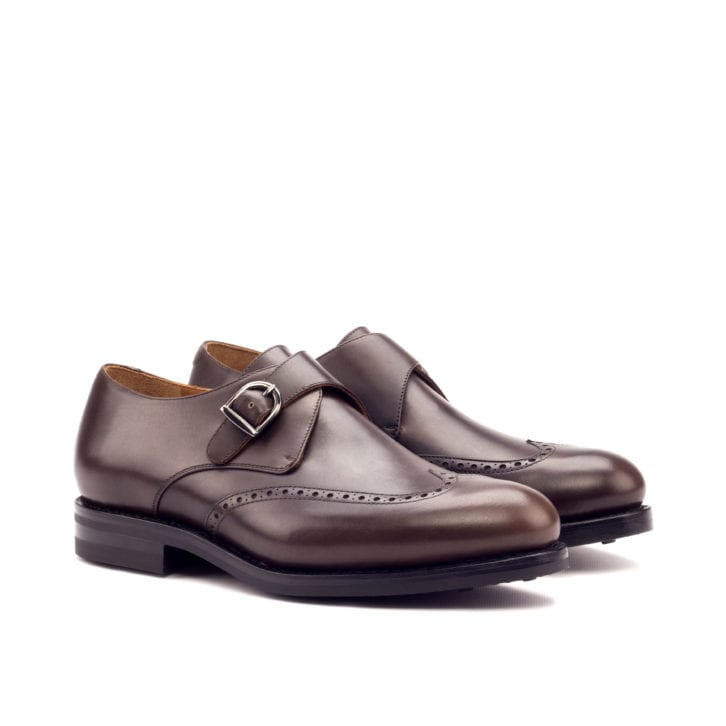 Single Monk Shoes CLAUDE