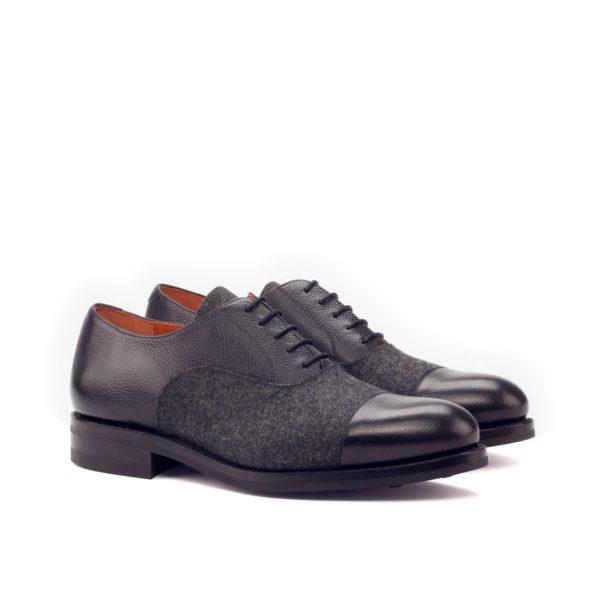 Dainite rubber soles Oxford Shoes WILKINS by Civardi