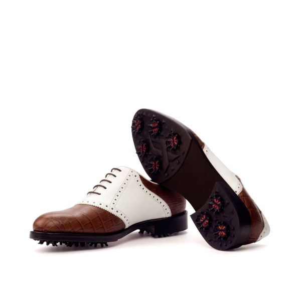 soft spike soles on Saddle Golf Shoes LOWRY