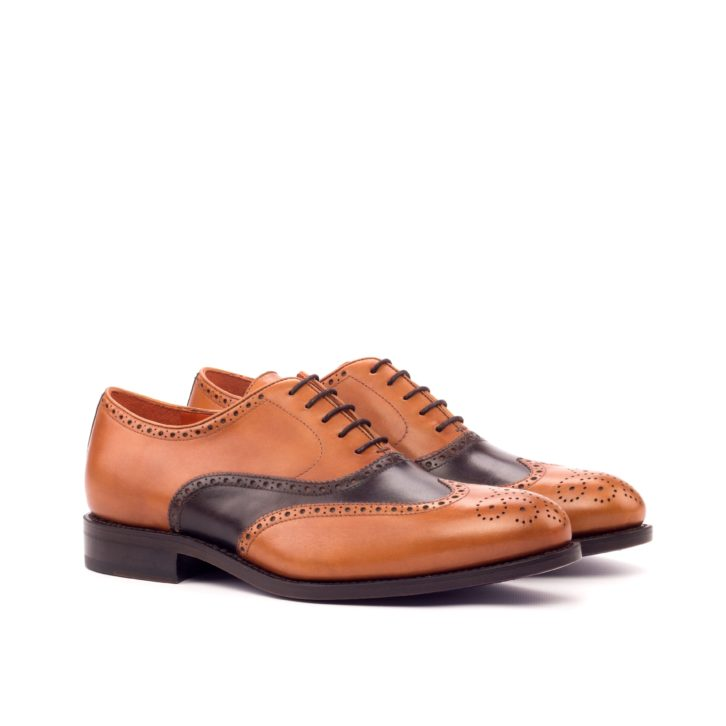 Full Brogue Shoes BITANDA