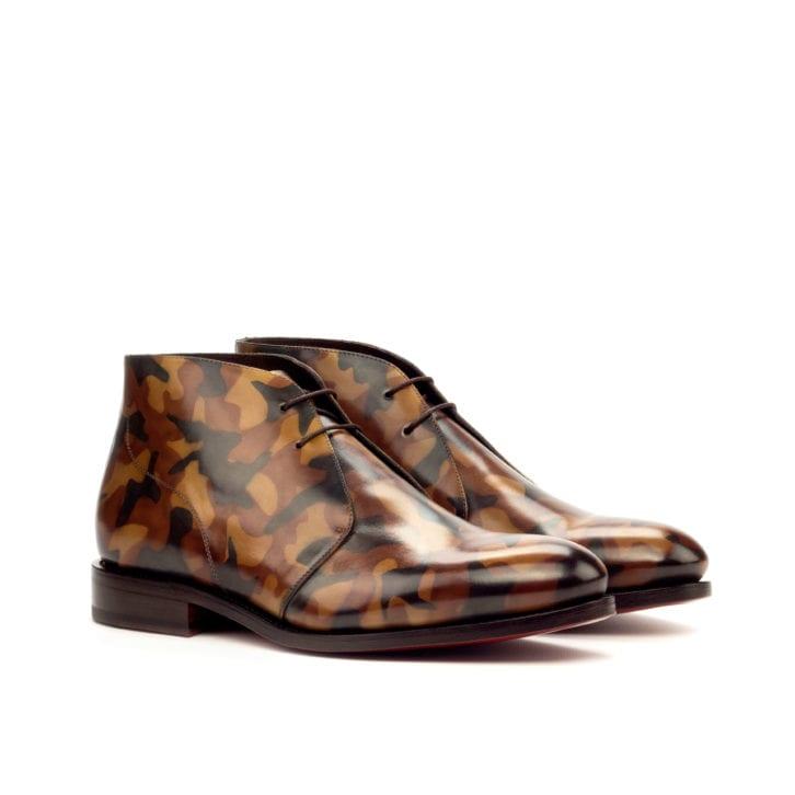Patina Chukka Boots NORMAN