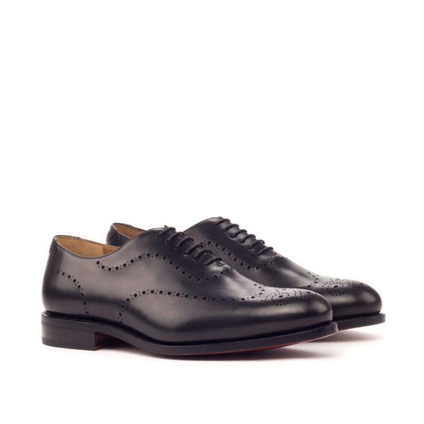 punched design Wholecut shoes OWEN