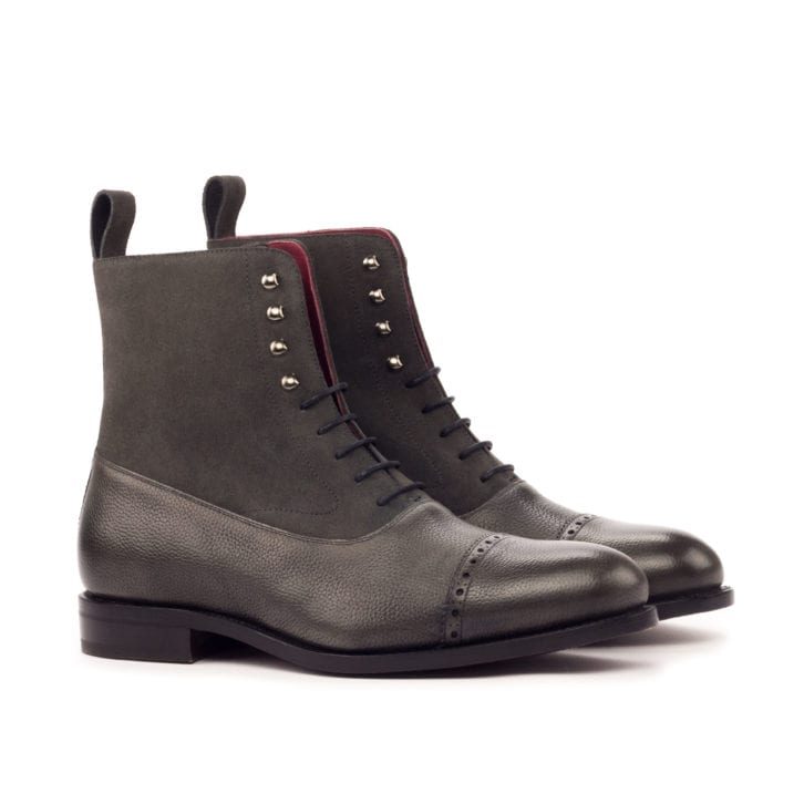 Balmoral Boots GHOSTO