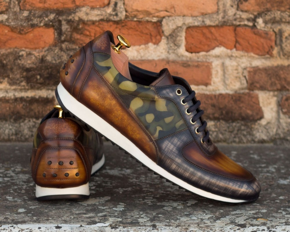 Patina Footwear Casuals Collection