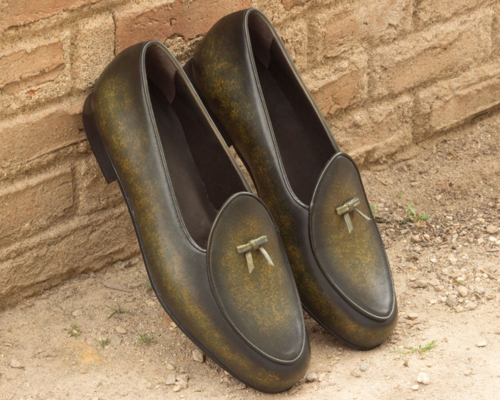 Patina Footwear Slippers Collection