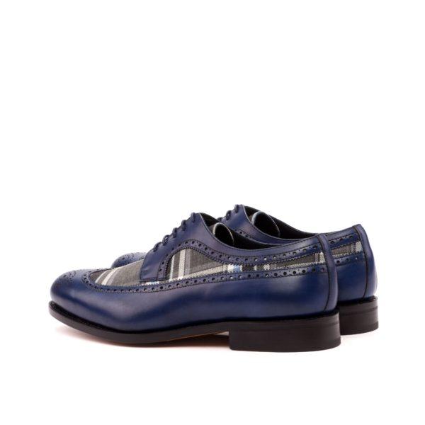 Longwing Blucher Shoe Model RALPHO rear