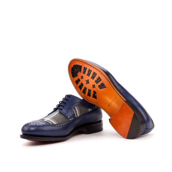 Longwing Blucher Shoes RALPHO soles