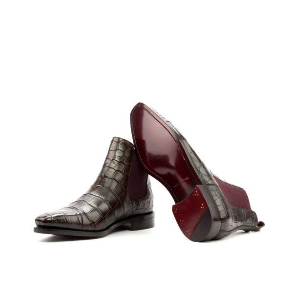 alligator Chelsea Boot SNAPPER goodyear soles