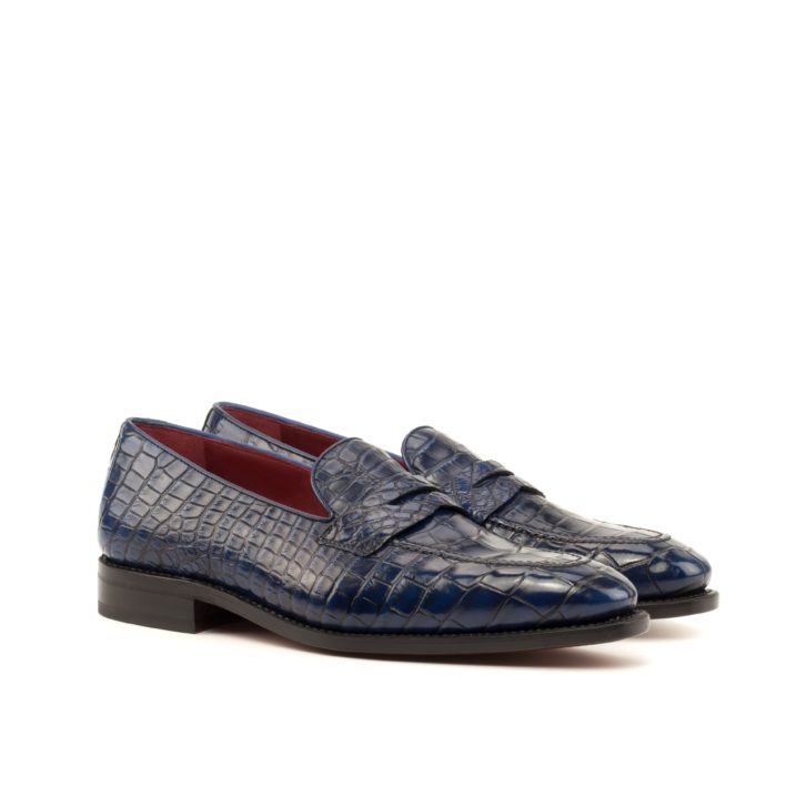 Alligator Loafers LAGOON