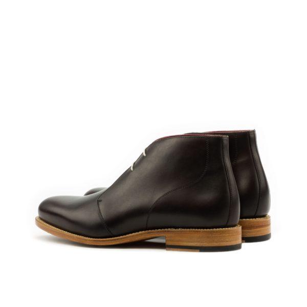 brown Chukka Boot BALLOO rear