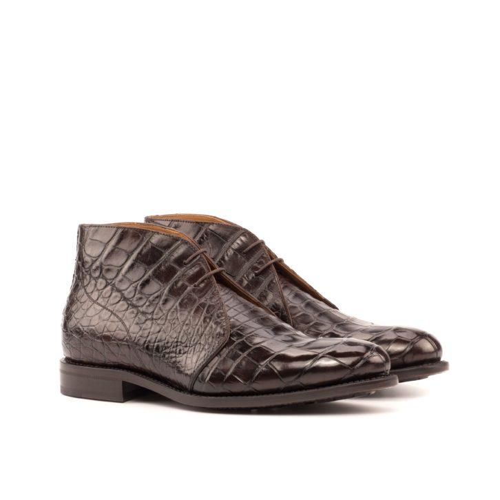 Alligator Chukka Boots BITER