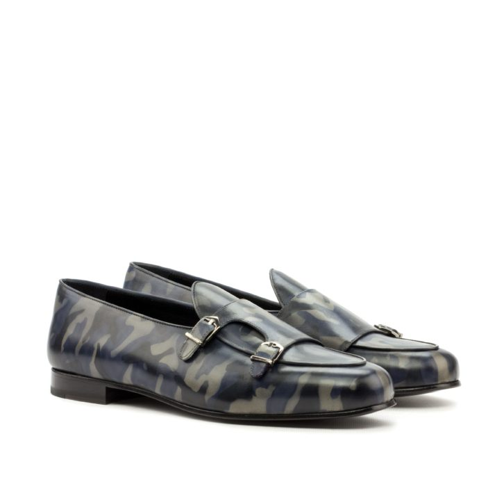 Patina Monk Slippers GASPARD