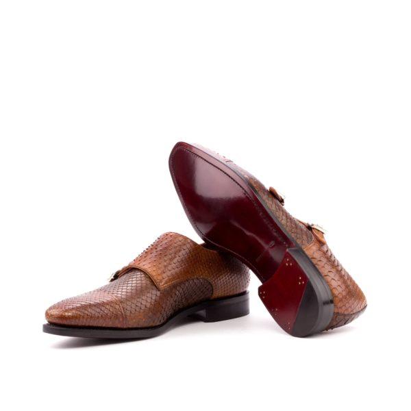 Double Monk SAHARA goodyear soles