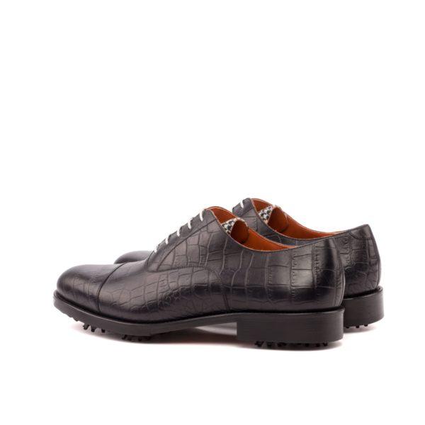 Oxford Golf shoes ELLS black rear
