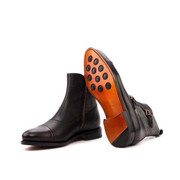 Octavian Double Buckle Boots PISA goodyear welted soles