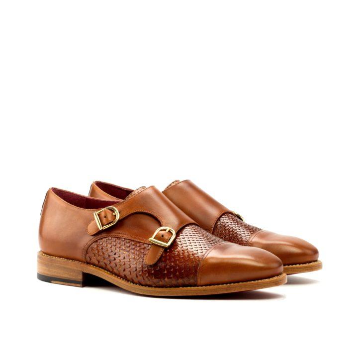 Python Double Monk Shoes SANDS