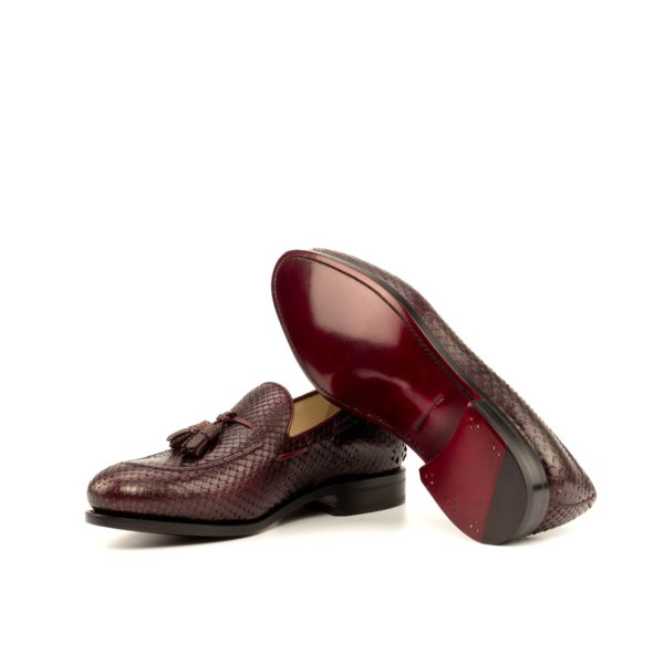 Python Skin Loafer SLITHER goodyear leather soles