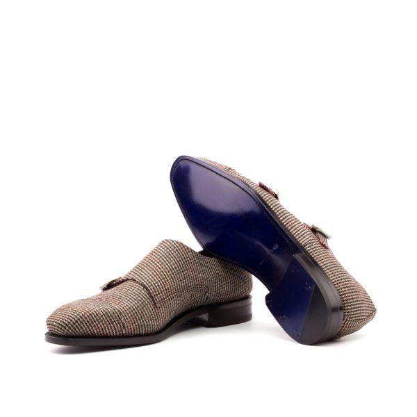 tweed Double Monk ZEPPA goodyear soles