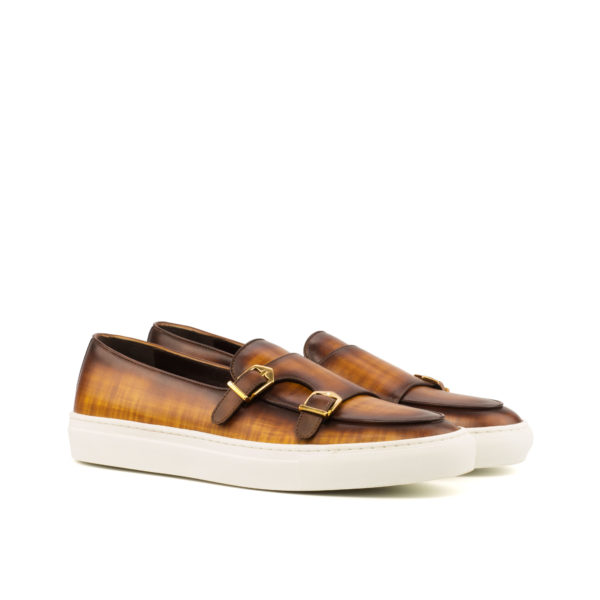 Mens Monk Strap Sneakers GIZMO