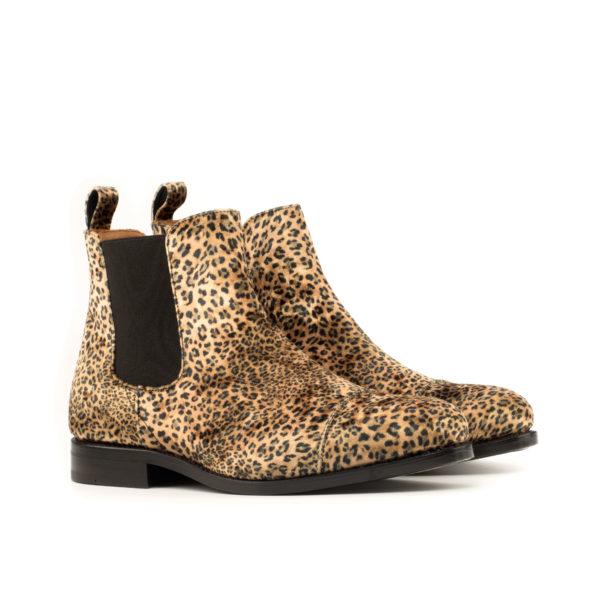 Leaopard print Chelsea Boots LEOPARDS