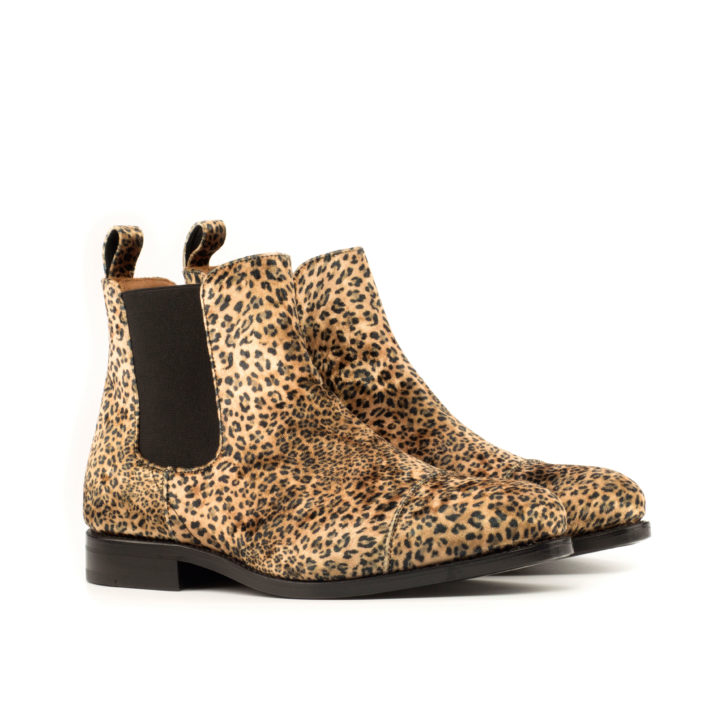 Chelsea Boots LEOPARDS