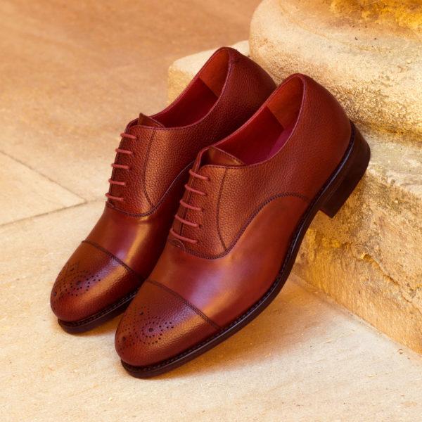 toecap detailed Oxford shoes PICKWICK insitu