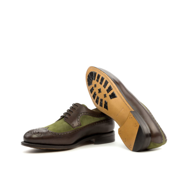 Longwing Blucher RICHARD goodyear welted soles