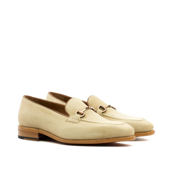 Suede Snaffle Loafers SCOTT