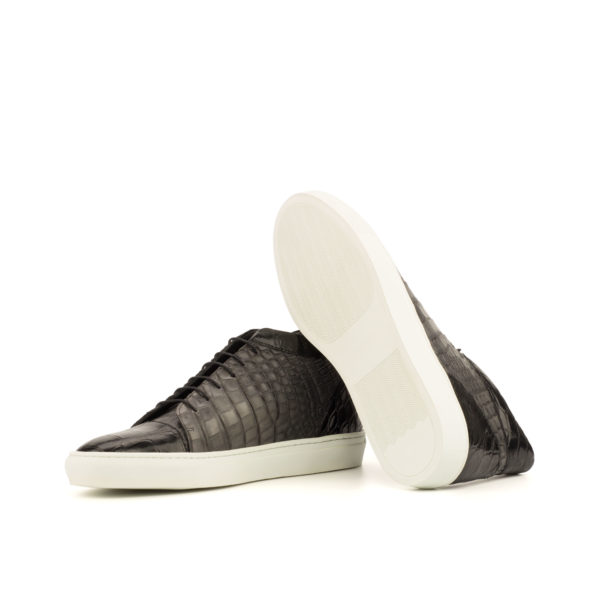 Hi Top BANG white rubber soles