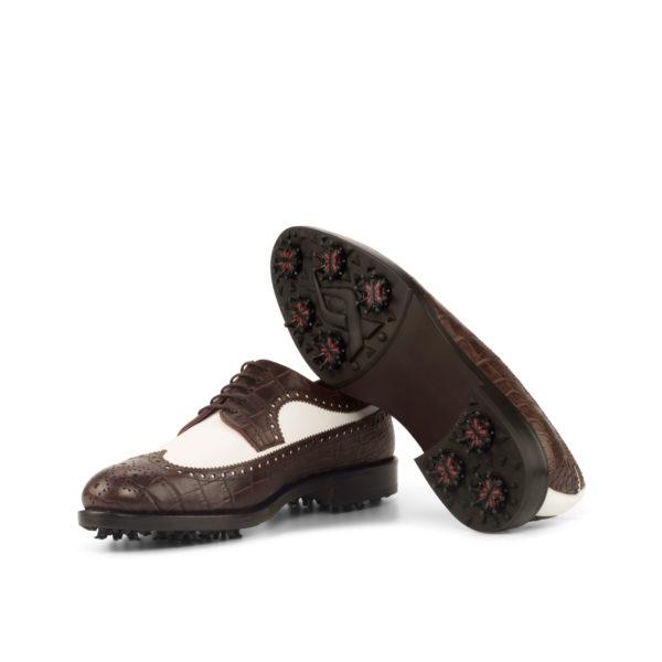 Longwing Blucher Golf CRENSHAW soles