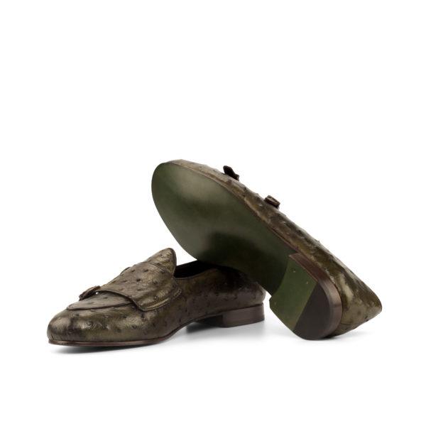 Monk Slipper DEXTER green soles