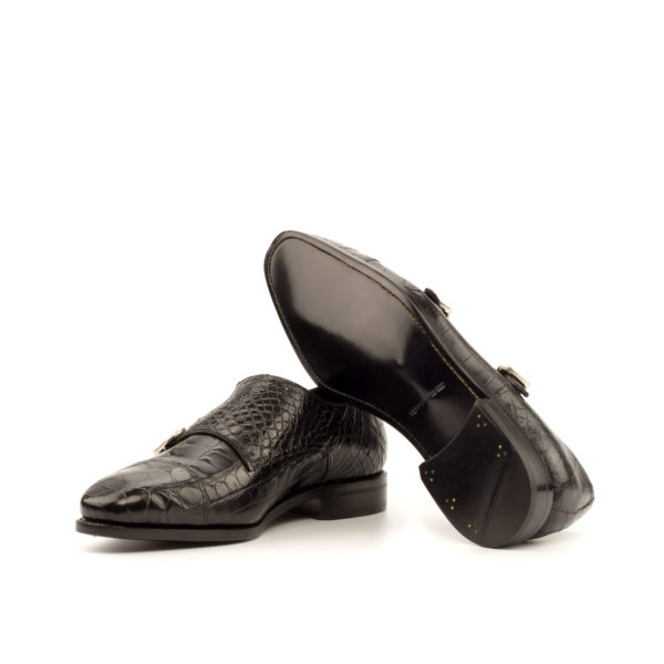 Double Monk MARQUIS goodyear welted leather soles