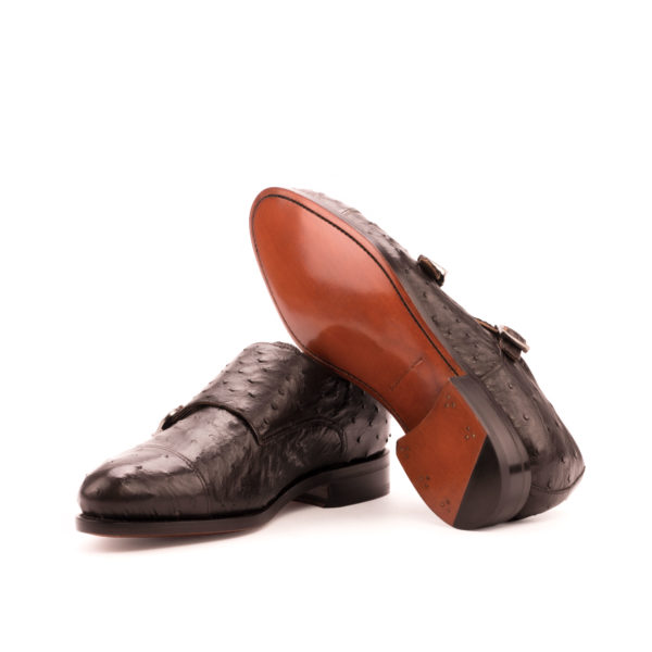 Double Monk WESTBURY goodyear welted soles