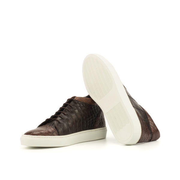 Hi Top FLASH white rubber soles